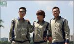 Bộ kaki pha phối, chất liệu vải pangim Hàn Quốc